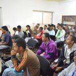 OSM Madagascar premières formation, étudiants de géographie, par CartONG